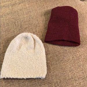 Old Navy slouchy Beanies